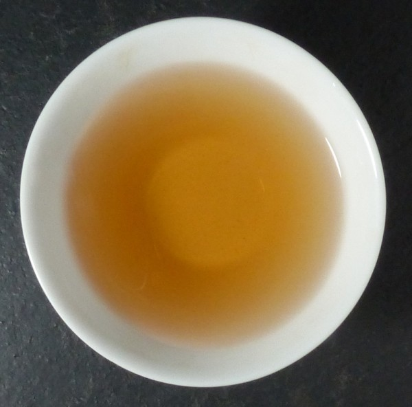 2013 Mingjian Rou Gui Hong Oolong Wild Honey