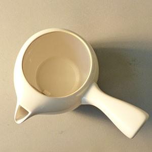 Tea Instructor White W1