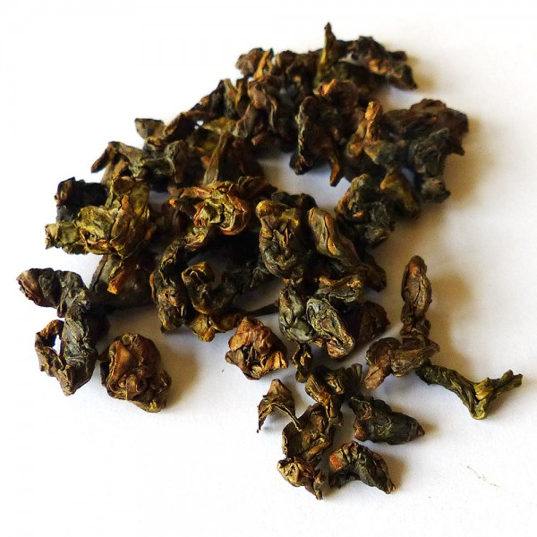 White Oolong Meister Chen